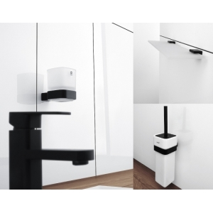 Koupelnové doplňky NIMCO KIBO BLACK