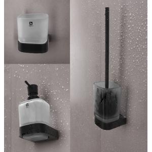 Koupelnové doplňky NIMCO NIKAU BLACK