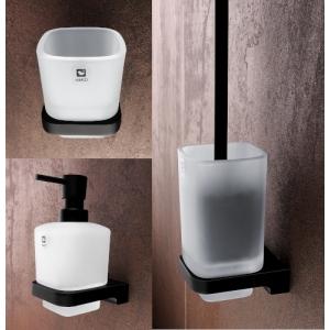 Koupelnové doplňky NIMCO MAYA BLACK