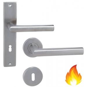 Kliky na protipožární dveře