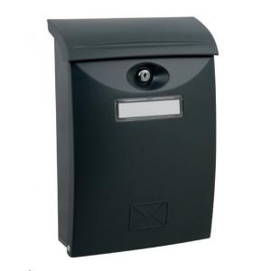 Plastové poštovní schránky