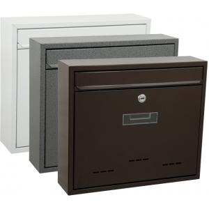 Lakované (barevné) poštovní schránky