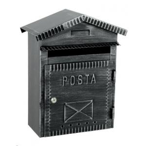 Poštovní schránky z kovaného železa